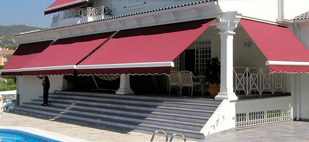 Image of an awning